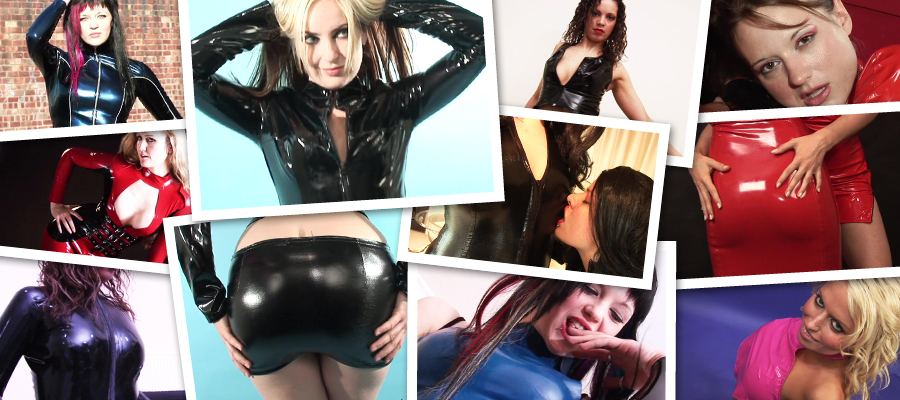 LatexGirlsHD Amateur Models In Latex & PVC Outfits Videos Siterip