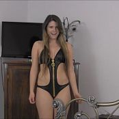 Sherri Chanel Sexy Leather Dominatrix Outfit Humiliation Talk HD Video