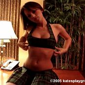 Katesplayground School Girl Zipset Video