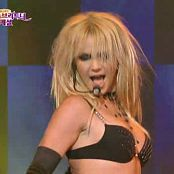 Britney Spears Medley Live Showcase With BOA In Seoul 2003 Video