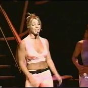 Britney Spears Crazy Live in Tokio Japan 1999 video