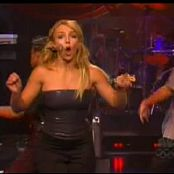 Britney Spears Crazy & Interview Live Jay Leno 1999 Video