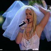 Britney Spears, Christina Aguilera & Madonna Live VMA 2003 Video