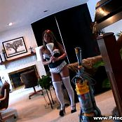 Princessblueyez Sexiest Cleaning Service Ever HD Video