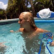 Jaclynn Marie Summer Pool Water Fun GOPro HD Video