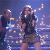 Jennifer Lopez Louboutins Live Ellen De Generes HD Video