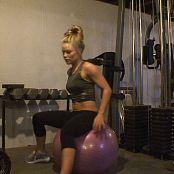 Meet Madden Yoga Ball Workout HD Video
