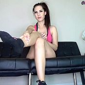 Princess Ashley Stinky Gym Socks & Sneakers Perv HD Video