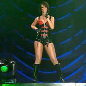 Rihanna Don't Stop The Music Live Live In Shiny Latex Corset HD video