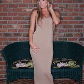 Sherri Chanel Beige Dress Picture Set