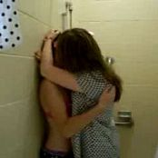 Teens Bathroom Make Out Session Video