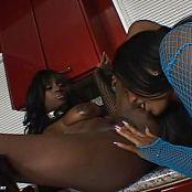 Jada Fire & Sydnee Capri Black Lesbians Video