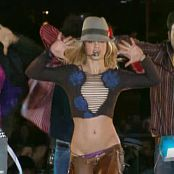 Britney Spears I Got That Boom Boom Live MTV TRL Times Square 2003 Video