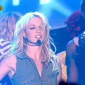 Britney Spears Slave 4 U Live SMTV 2002 Video