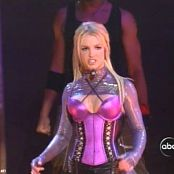 Britney Spears MATM Live AMA 2003 Very Sexy Corset Video