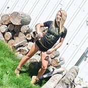 Madden Woodpile Picture Set
