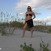 Sherri Chanel Beach Babe Photoshoot HD Video