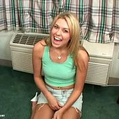 Tiffany Rayne Blonde Cutie Her First Blowjob On Camera Video