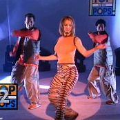 브리트니 스피어스 베이비 한 번 더 라이브 TOTP 1999 비디오