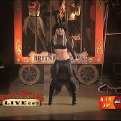 Britney Spears Circus Live Good Morning America 2008 HD Video