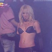 Britney Spears Me Against The Music Live BOA Showcase Seoul 2003 HD Video