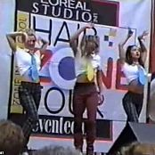 Britney Spears Sometimes Live Hair Zone Tour 1998 Video