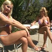 Brooke Haven & Barbara Summer Summertime Blowjob Video