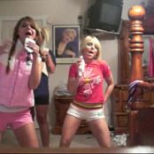 3 Teenage Babes Karaoke Baby One More Time Video