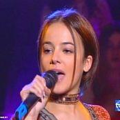 Alizee Moi Lolita Live Musica Si TVE Video