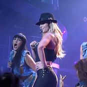 Britney Spears Gimme More Hot Spandex Outfit POM Tour HD Video