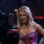 Britney Spears Oops i Did It Again Live SNL 2000 Video