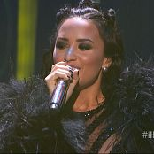 Demi Lovato Mini Concert IHeartRadio Music Festival 2015 HD Video