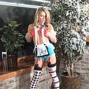 Madden Alice In Wonderland Halloween Outfit HD Video