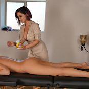 Katie Banks & Bryci Clit Massage Lesbians 4K UHD Video