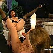 Annette Schwarz Piss Fountain Fuck Fest Video