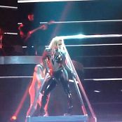 Britney Spears 3 Live POM New Shiny Catsuit 2015 HD Video