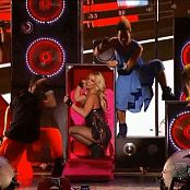 Britney Spears Big Fat Bass Live Jimmy Kimmel 2011 HD Video
