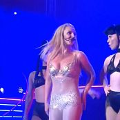 Britney Spears Freakshow Live Sexy Golden Outfit HD Video