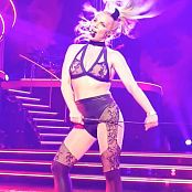 Britney Spears Freakshow Live Vegas 2015 Hot Outfit Video