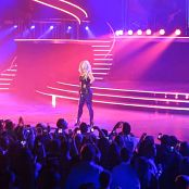 Britney Spears Freakshow Live Las Vegas Hot Black Catsuit HD Video