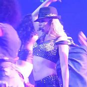Britney Spears Break The Ice Hot Spiked Top Outfit HD Video
