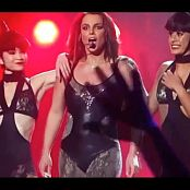 Britney Spears Piece Of Me Brunetteny Compilation HD Video