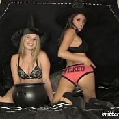 Brittany Marie & Sherri Chanel Double Toil And Trouble HD Video