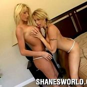 Brooke Haven And Nadia Gorgeous Blondes Blowjob Video