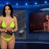 Katy Perry Strips Naked During Live Interview Censored HD Video