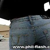 Kendall Blaze Skin Tight Jeans In Public Walking Video