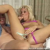 Jessica May Blonde Rough Anal Scene And Piss Shower Video