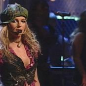Britney Spears Boys Live Saturday Night Live 2002 Video