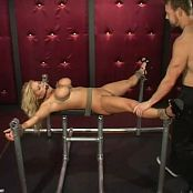 Shyla Stylez Tied Up Gagged And Fucked BDSM Video