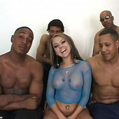 Julia Bond Daddys Little Girl Gets Interracial Gangbang Video